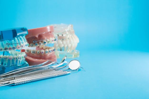 orthodontic model dentist tool