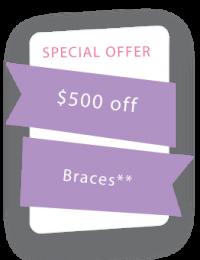 offer braces